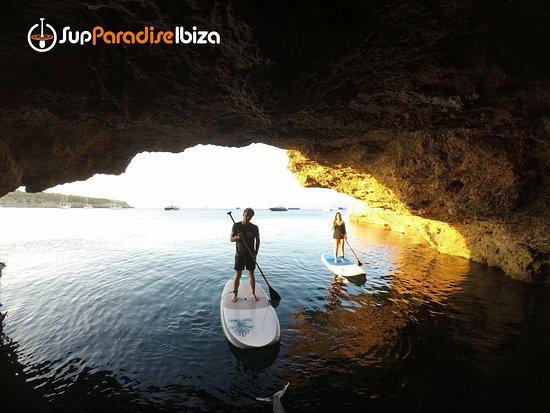 Sup Paradise Ibiza: paddle y sunset