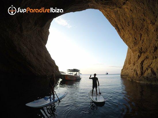 Sup Paradise Ibiza: mojitooos :)