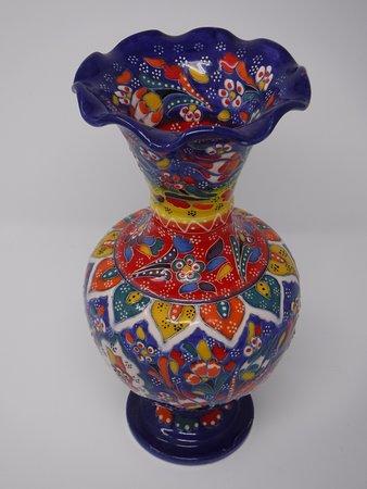 Tulip Art: All items are hand made by international artisansv
