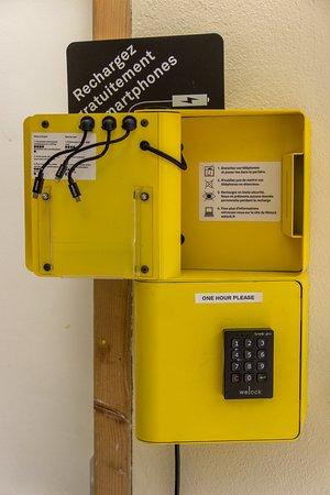Boulancourt, Frankreich: Chargez votre smartphone gratuitement en toute sécurité !
