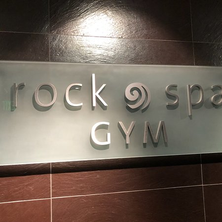 The Rock Star's Spa