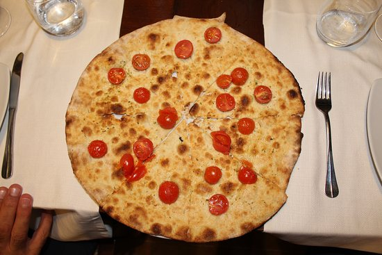 Baccaverde: Pizza