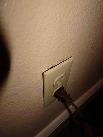 Jockey Club: Loose outlet covers