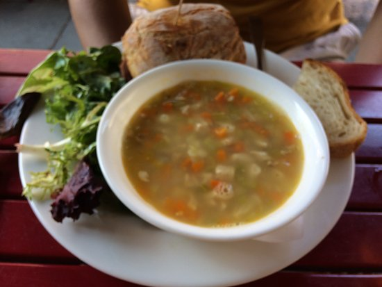 Roman Nose: soupe