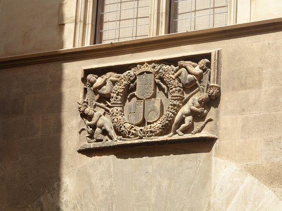 Rutas de Palma : Escudos nobiliarios