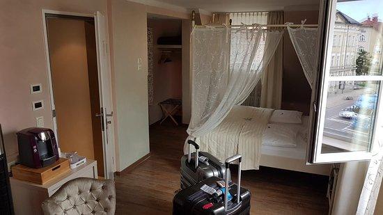 Hotel Sonne: חדר 316