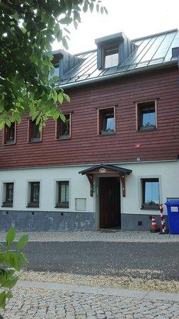 Bozi Dar, Tschechien: Apartmany Na namesti