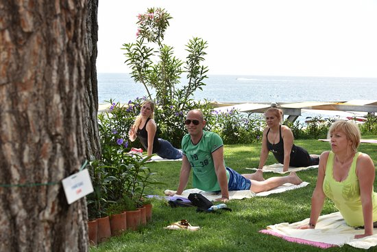 Kemer Barut Collection: yoga
