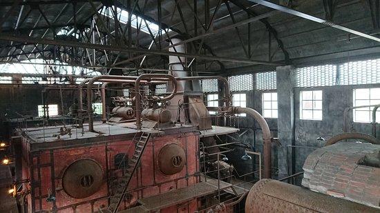 La Fabrica de Luz. Museo de la Energia: La fábrica de luz