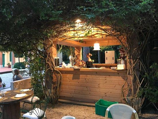 """Villa Rosella Resort : Bar """"il Piacere"""""""