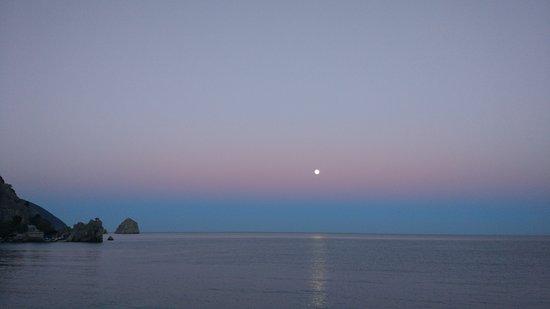 Hurzuf: Луна над Чёрным морем