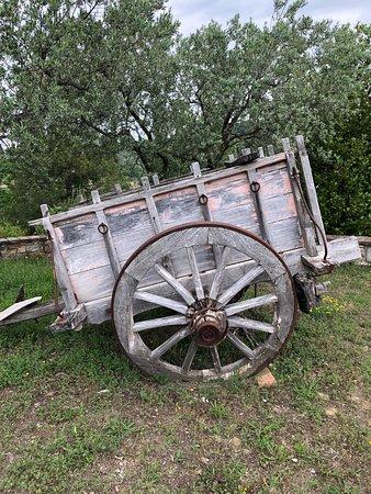 Canalicchio, Italië: OLD wagon