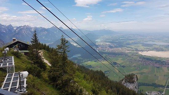 Mount Tegelberg: ממש מהמם