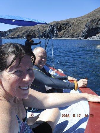 Loreto Guide with Said Orozco: Trip around island