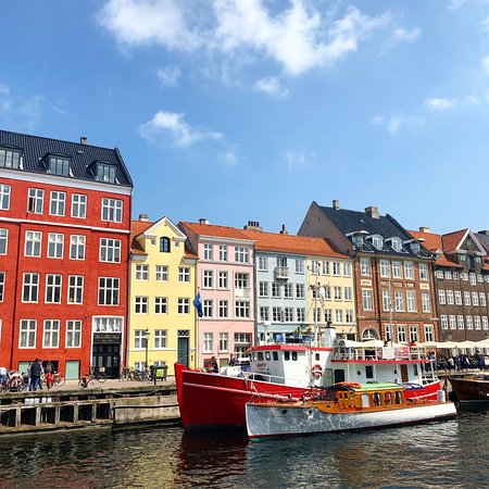 Nyhavn: Pretty