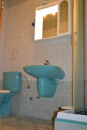Balatongyorok, Węgry: Standard szoba fürdőszoba