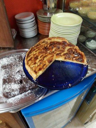 Rodrigues Leitao Claudia: tarte maison