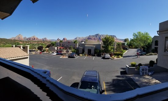 First time in Sedona
