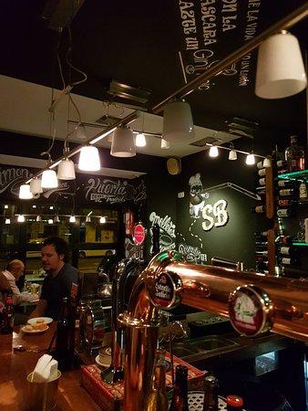 San Bernardo 115: Great bar