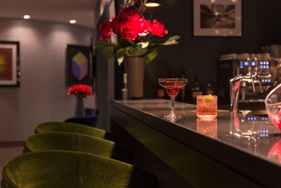 Best Western Le Galice Centre-Ville: Espace bar/Lounge