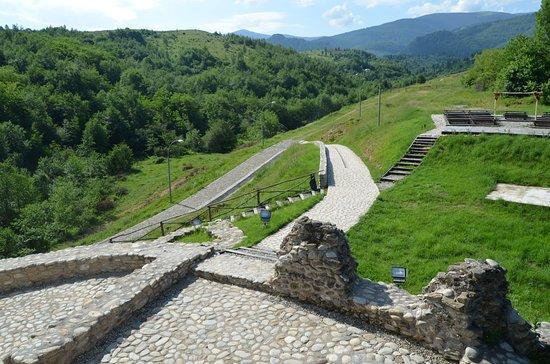 Malaiesti, Romania: Fortifications
