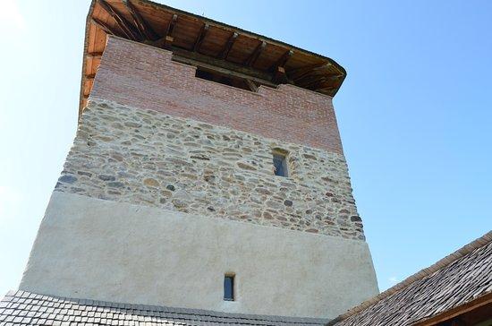 Malaiesti, Rumänien: Citadel tower