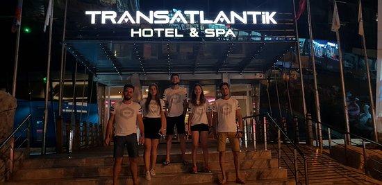 Goynuk, Turkey: Transatlantik Hotel & Spa