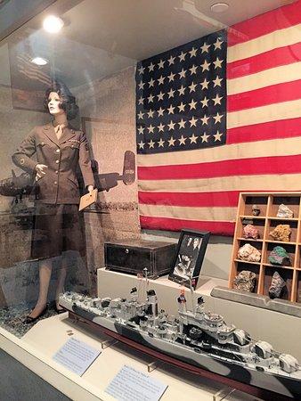 Nevada State Museum: WW11