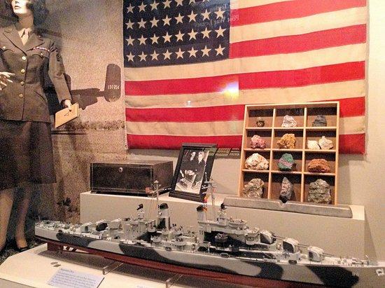 Nevada State Museum: Destroyer