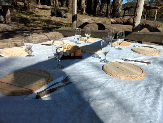Outlanders: Almuerzos especiales en medio de la naturaleza.
