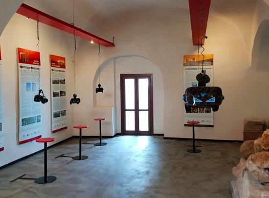 Museo Digitale al Bastione Innovazione Cibo Cultura