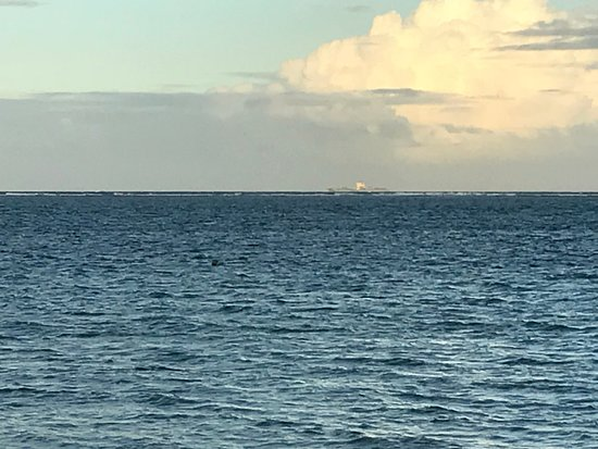 Voyager Beach Resort: Ocean View