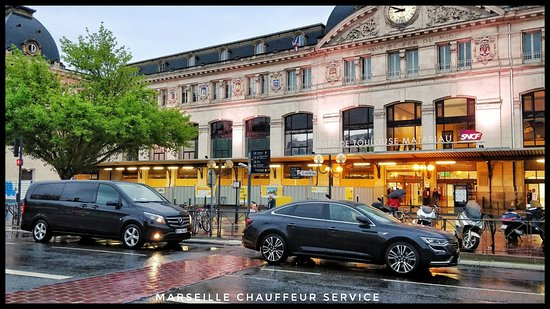 Marseille Chauffeur Service
