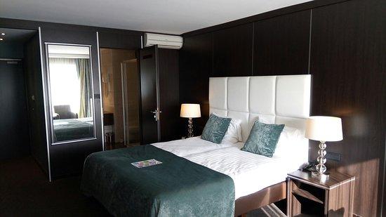 Van der Valk Hotel 's-Hertogenbosch-Vught : Comfort kamer juni 2018