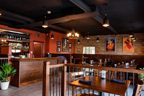 Tony's Bistro & Patisserie : New renovations!