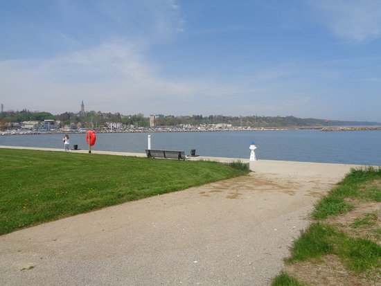 Coal Dock Park : We walked over a mile