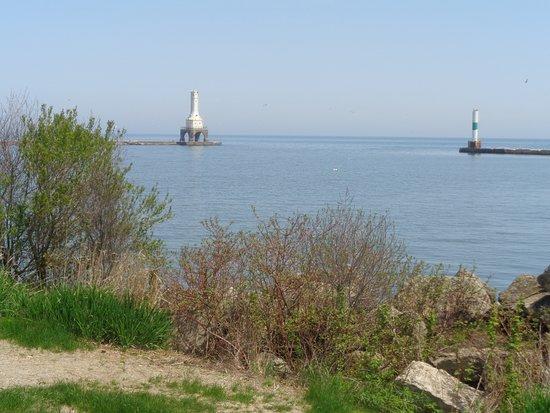 Coal Dock Park: The lighthouse