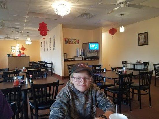 Milbank, Dakota do Sul: Main Dining Room.