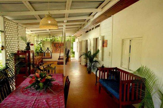 Laborie, سانت لوسيا: Almond Cottage