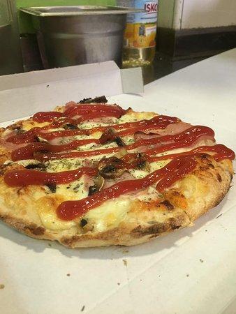 Burger House: pizza