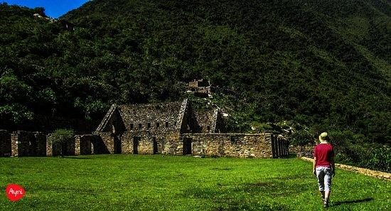 Ayni Peru Expedition: Choquequiraw  trek