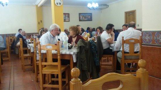 Los Gatitos: comedor