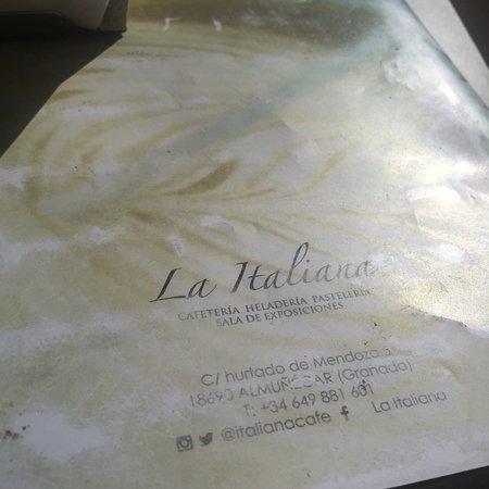 La Italiana Cafe: photo1.jpg
