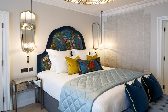 """The Gonville Hotel : Our brand new """"Feature bedrooms"""""""