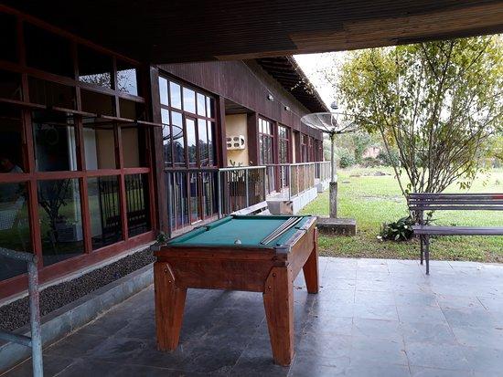 Parque Hotel Cachoeira das Pedras: Sinuca