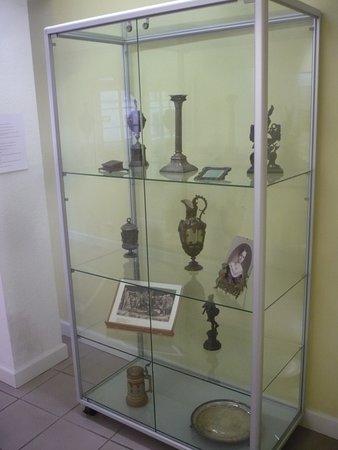 Garten des Gedenkens : Im Museum.