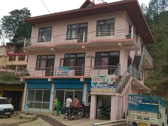 Karsog, India: Suket homestay Pangna