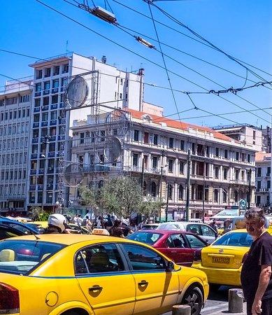Atenas, Grécia: Omonoia Square Athens by Segyourway Athens