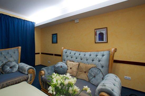 Premier Hotel Shafran: Shafran: suite