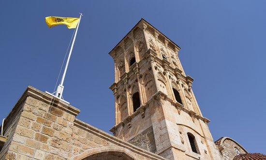 อายีโอสลาร์ซารัส: Церковь Святого Лазаря